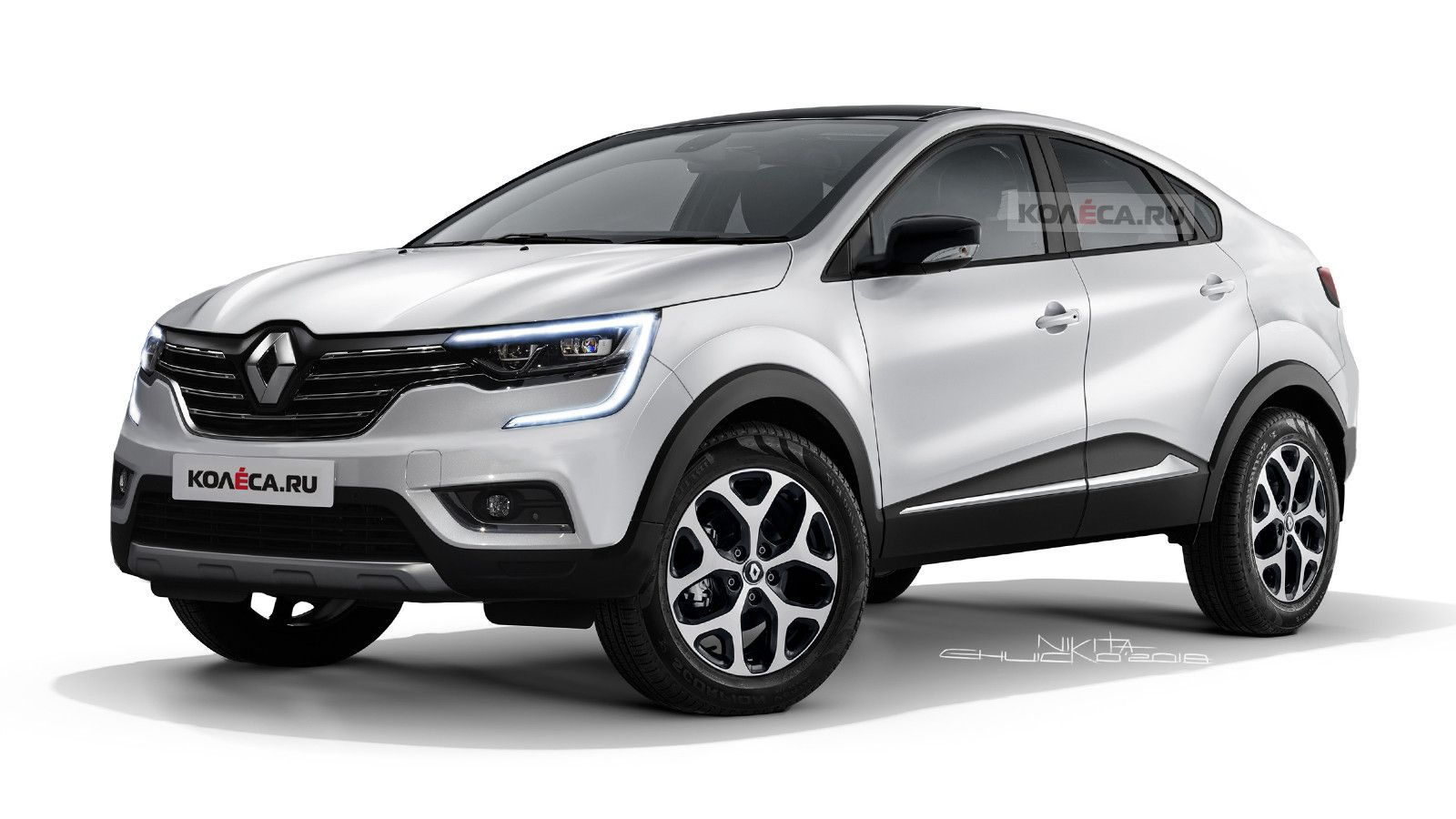 37 All New 2020 Renault Megane SUV Performance and New Engine