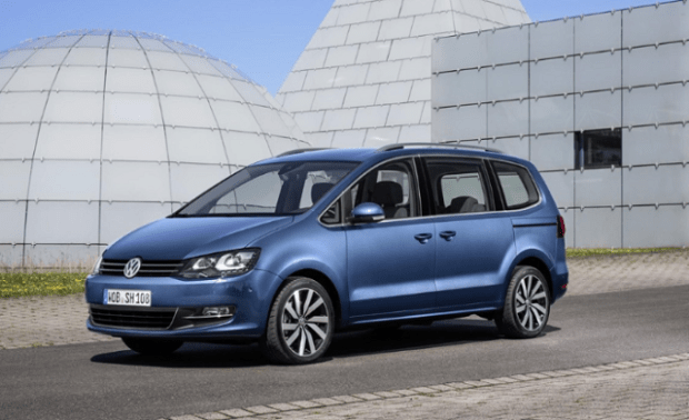 37 All New 2020 Volkswagen Sharan History
