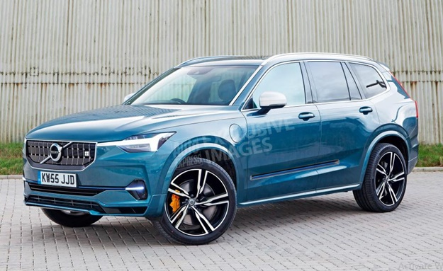 37 All New 2020 Volvo V90 History