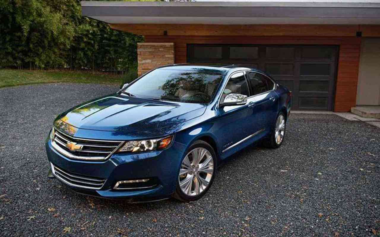 37 Best 2020 Chevy Impala SS Performance and New Engine