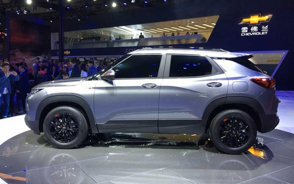 37 Best 2020 Chevy Trailblazer Redesign and Concept