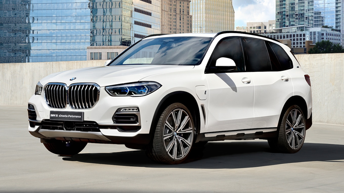 37 New 2020 BMW X5 First Drive