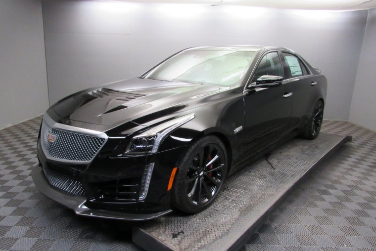 37 The 2019 Cadillac Cts V Price and Release date
