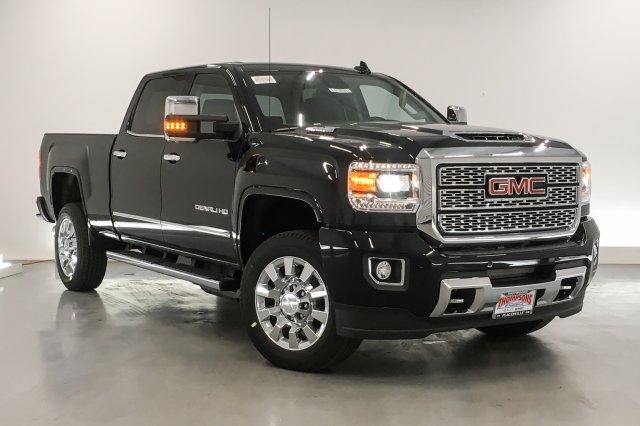 37 The 2019 GMC Sierra 2500Hd Photos