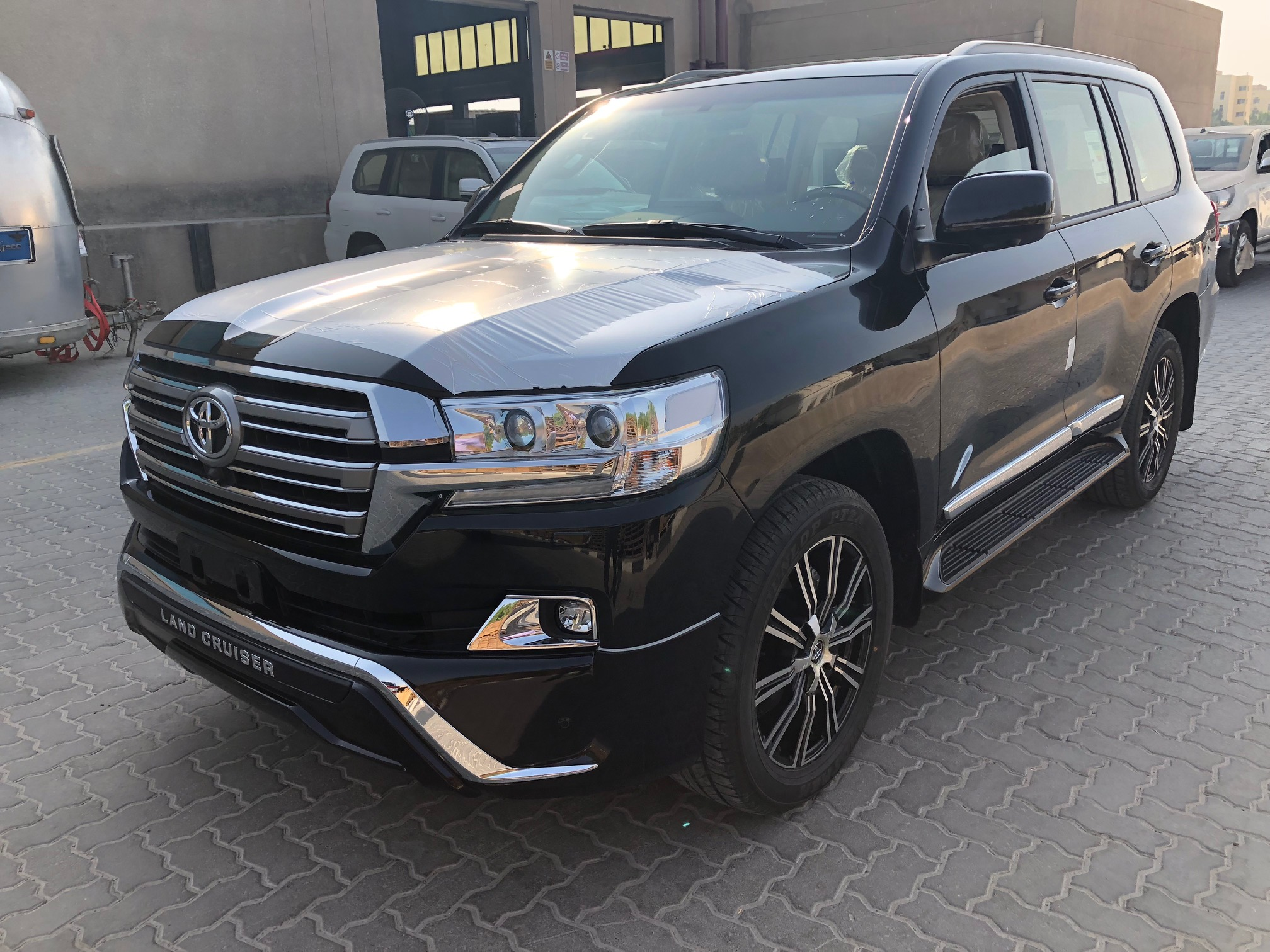 37 The 2019 Land Cruiser Specs