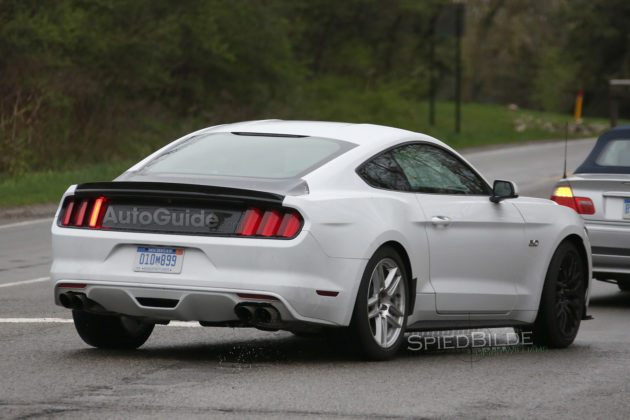 37 The 2019 Mustang Mach 1 Redesign
