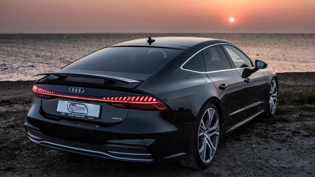37 The 2020 All Audi A7 Spesification