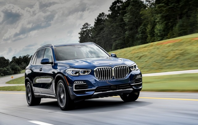 37 The 2020 BMW X5 Wallpaper