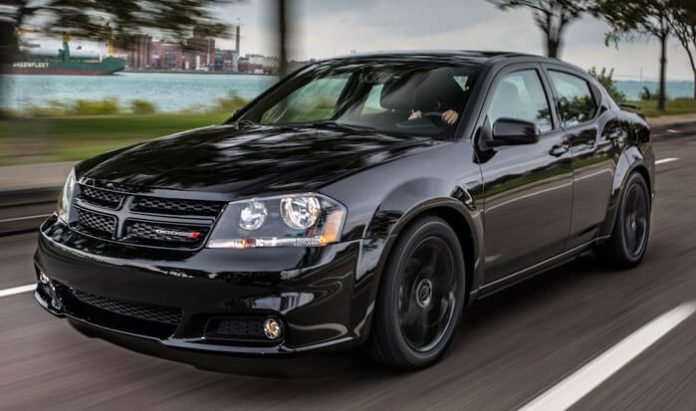 37 The 2020 Dodge Avenger Price and Review