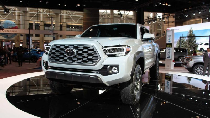 37 The 2020 Toyota Tacoma Diesel Concept and Review
