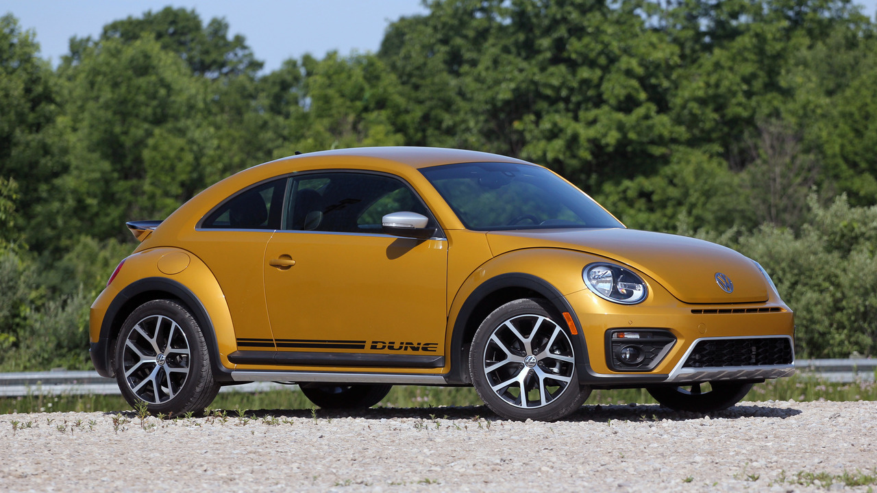 37 The 2020 Volkswagen Beetle Dune Model