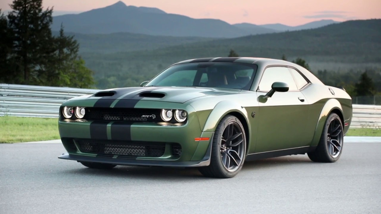 37 The Best 2019 Challenger Srt8 Hellcat Wallpaper