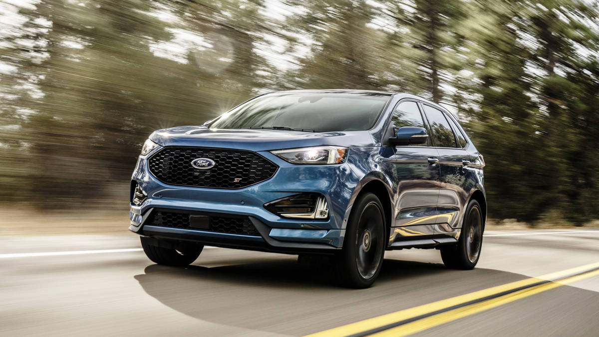 37 The Best 2019 Ford Edge Sport Price Design and Review