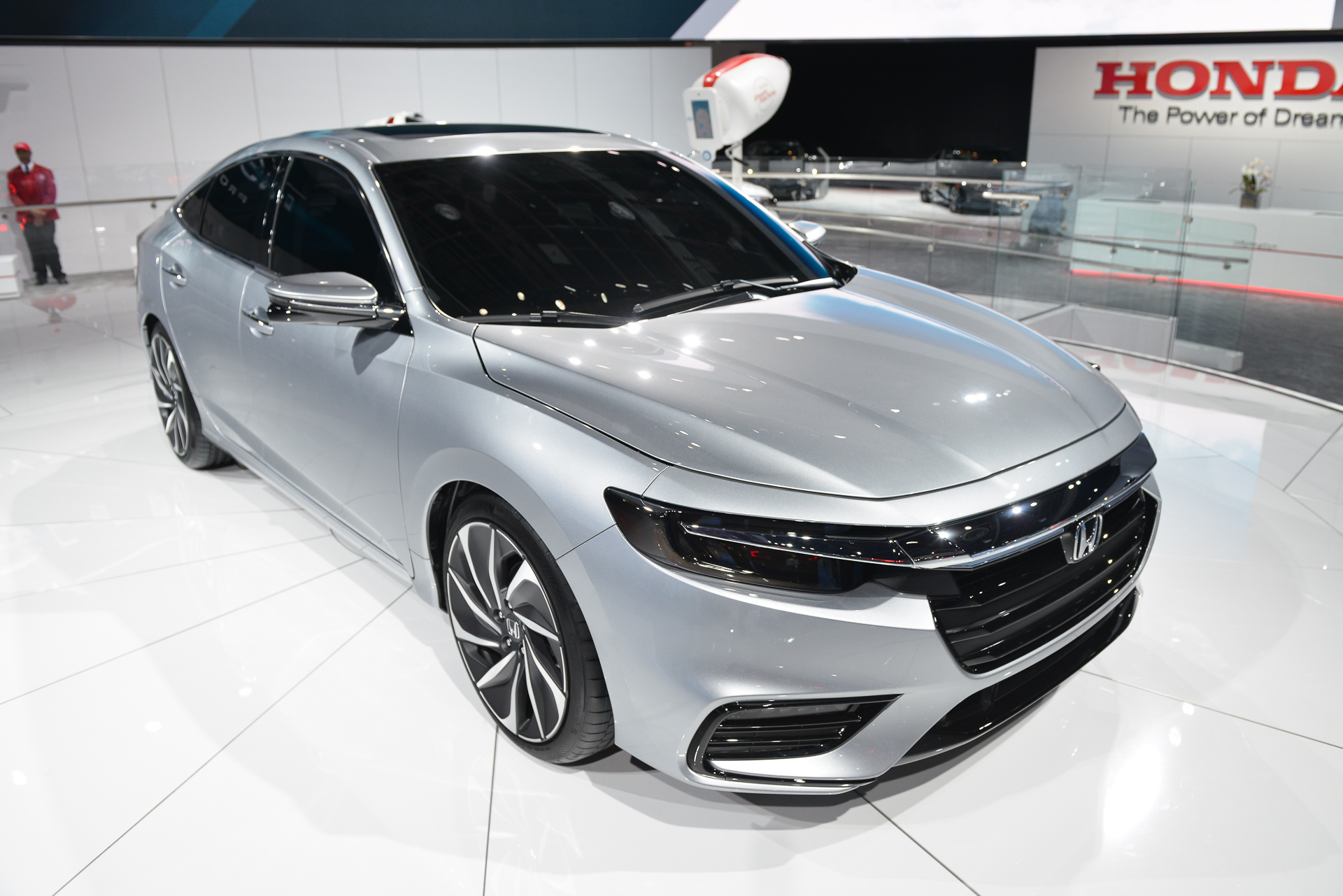 37 The Best 2019 Honda Insight Spy Shoot