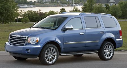37 The Best 2020 Chrysler Aspen Model