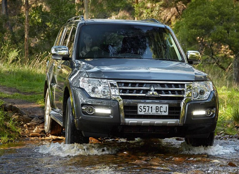 37 The Best 2020 Mitsubishi Pajero First Drive