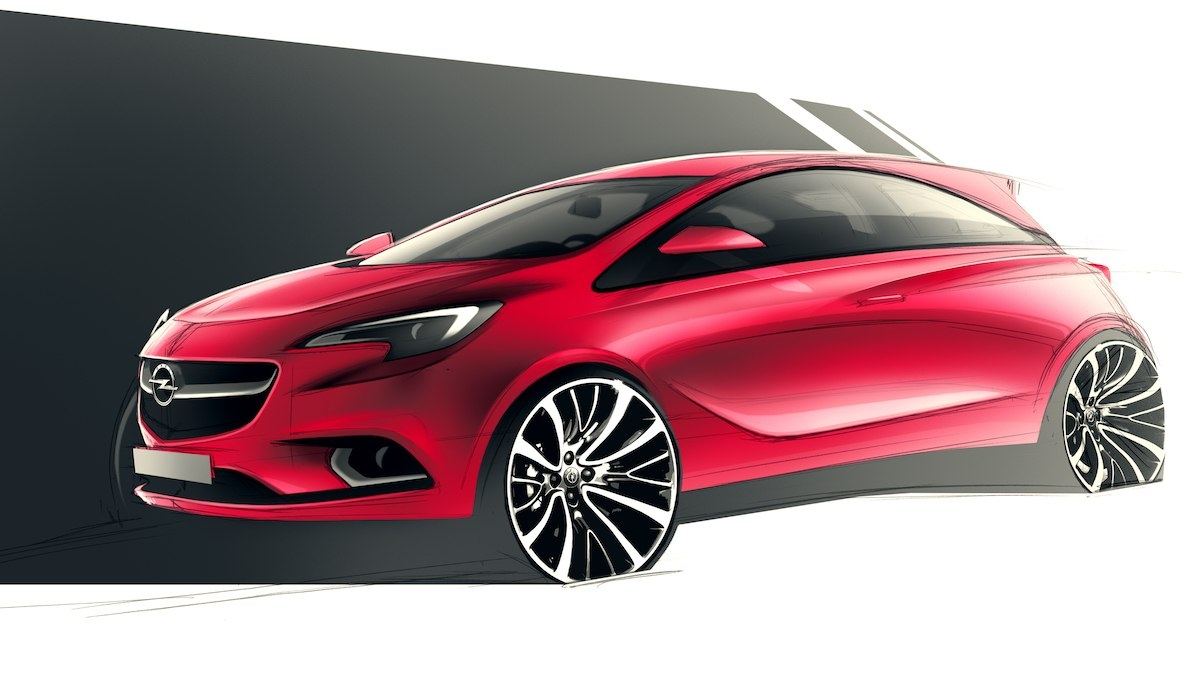 37 The Best 2020 Opel Corsa Release Date