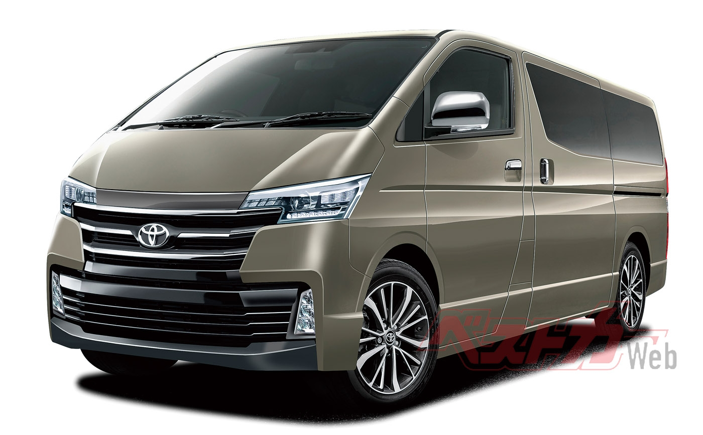 37 The Best 2020 Toyota Hiace Prices