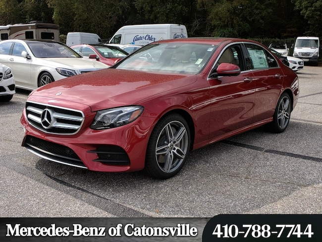 38 A 2019 Mercedes Benz E Class Exterior and Interior