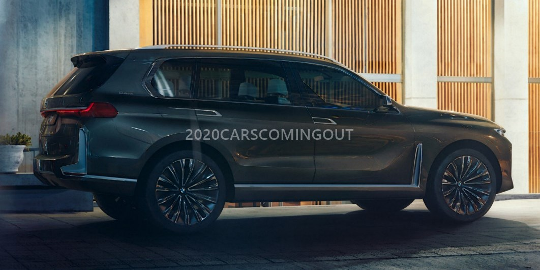 38 A 2020 BMW X7 Suv Series Redesign