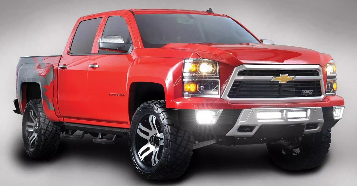 38 A 2020 Chevy Reaper Rumors