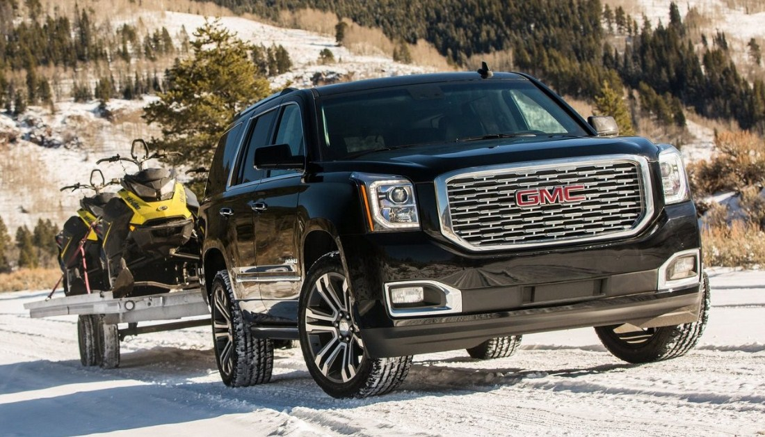 38 A 2020 GMC Yukon Denali Xl Price and Review