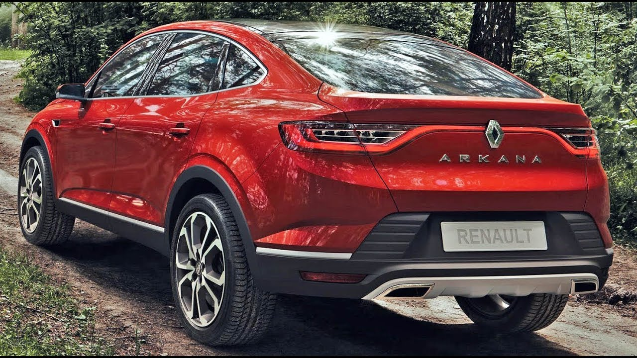 38 A 2020 Renault Megane SUV Pricing