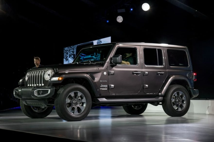 38 A 2020 The Jeep Wrangler Rumors
