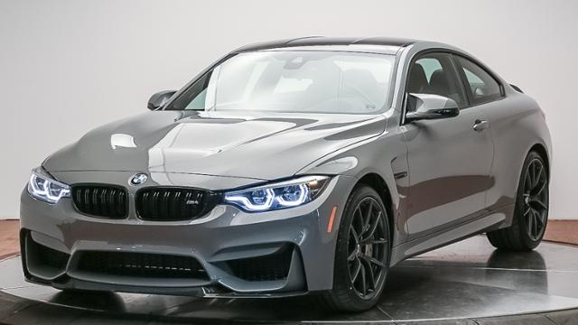 38 All New 2019 BMW M4 Spesification