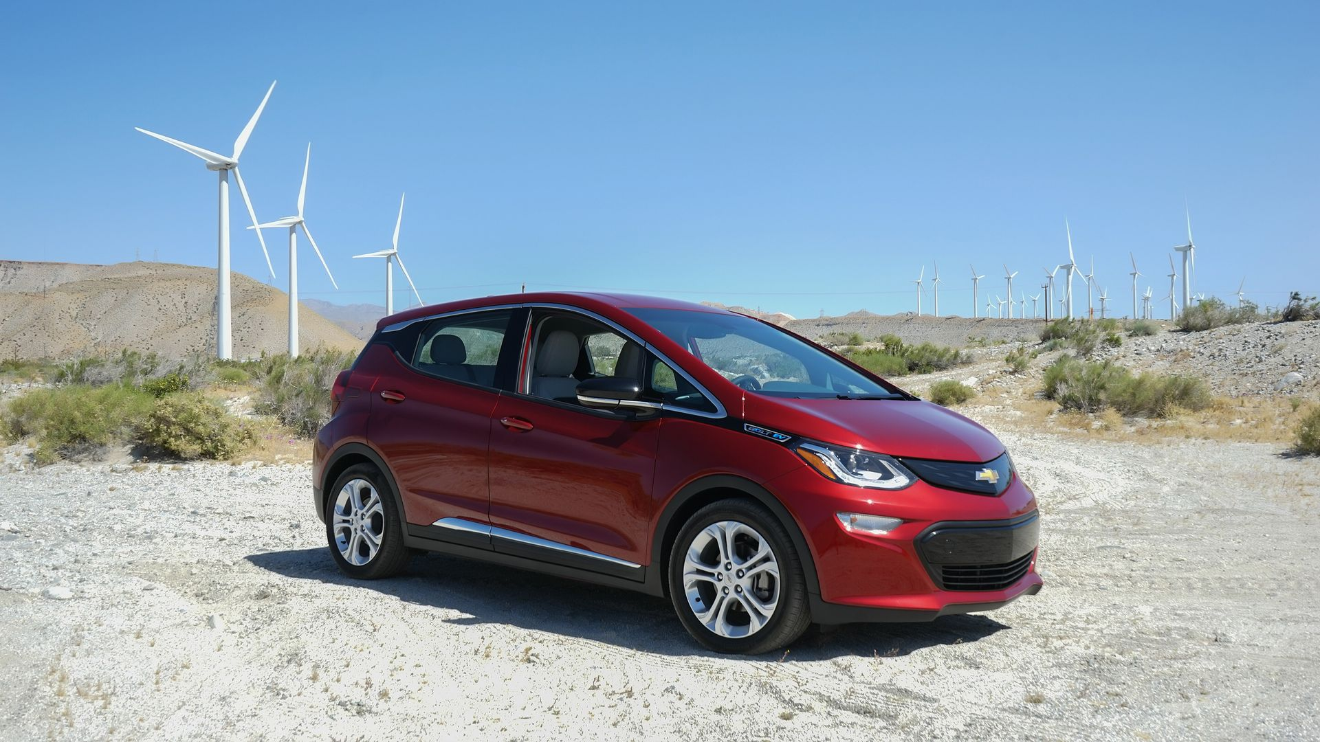 38 All New 2019 Chevy Bolt New Concept
