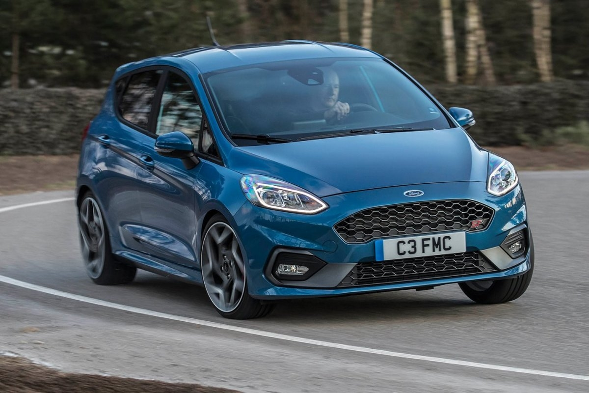 38 All New 2019 Ford Fiesta St Rs Research New
