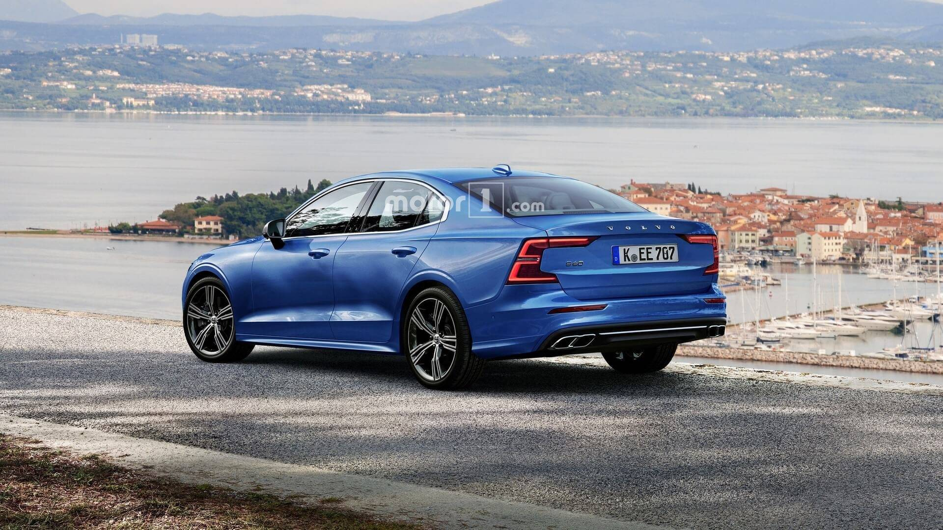 38 All New 2019 Volvo S60 R Model