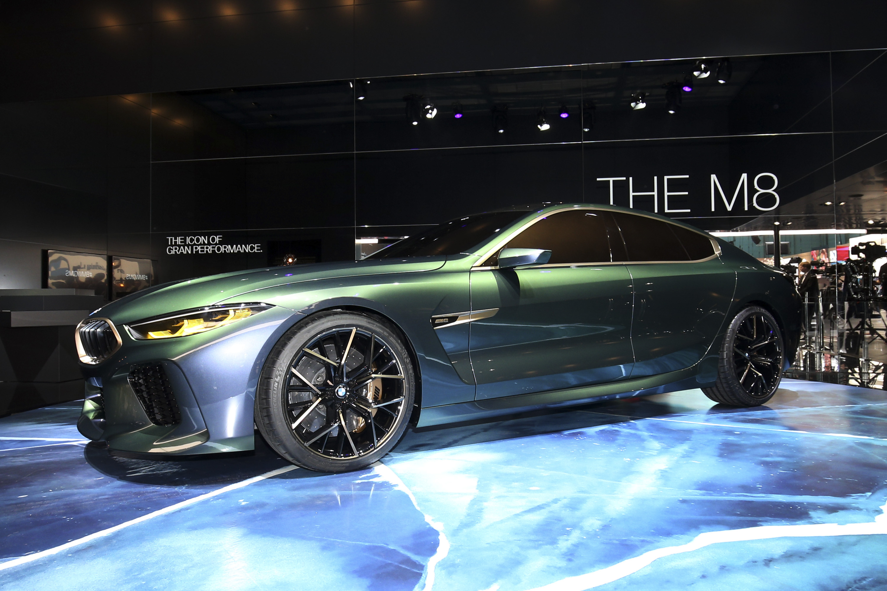 38 All New 2020 BMW M8 Release