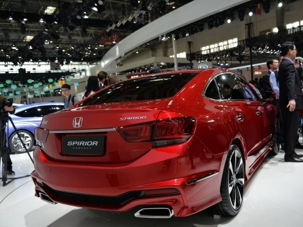 38 All New 2020 Honda Accord Spirior Concept and Review