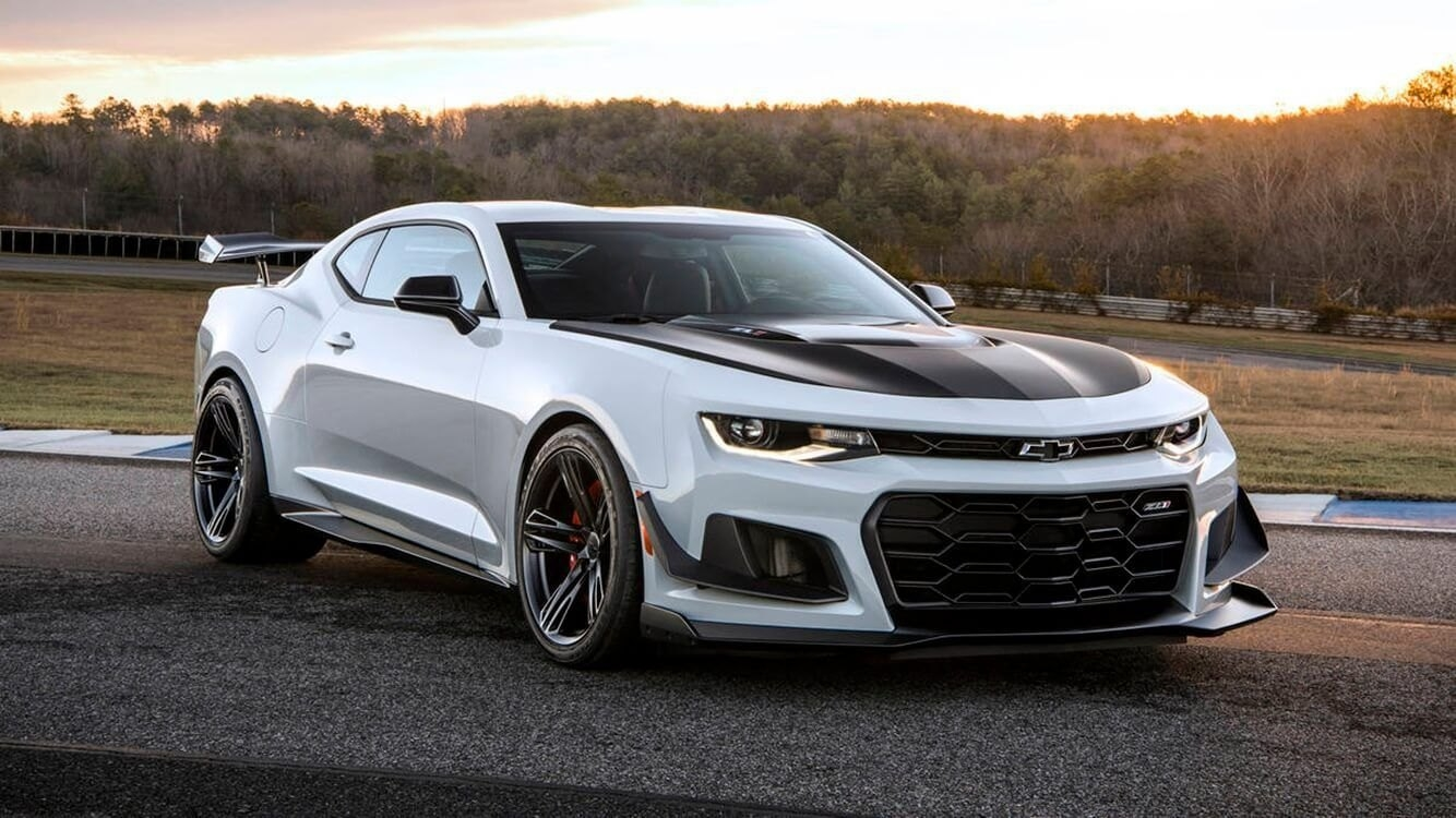 38 All New 2020 The Camaro Ss History