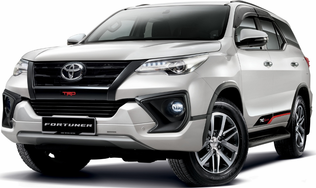 38 All New 2020 Toyota Fortuner Style