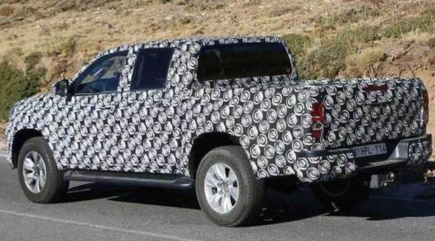 38 Best 2019 Toyota Hilux Spy Shots Price Design and Review