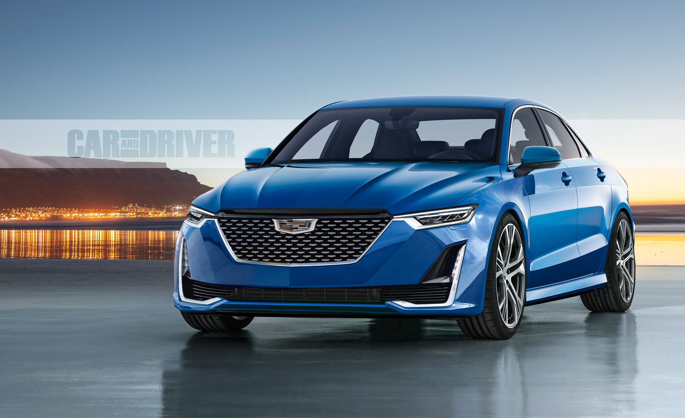 38 Best 2020 Cadillac CTS V Exterior and Interior