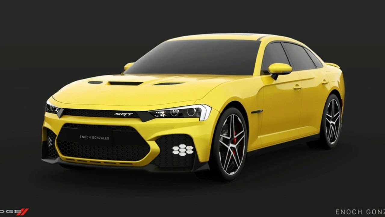 38 Best 2020 Dodge Charger Srt 8 Concept and Review