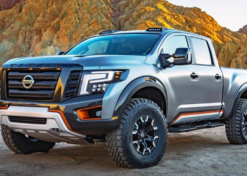 38 Best 2020 Nissan Titan Diesel Review and Release date