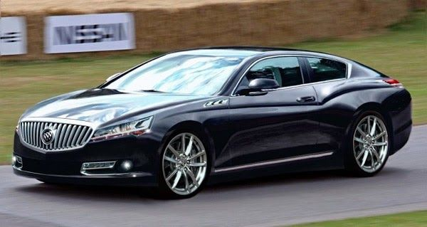 38 New 2020 Buick LaCrosse Reviews