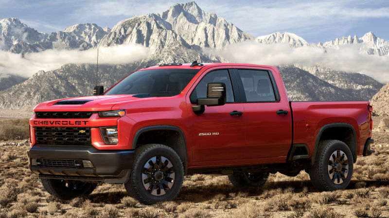 38 New 2020 Chevy 2500Hd Duramax Configurations