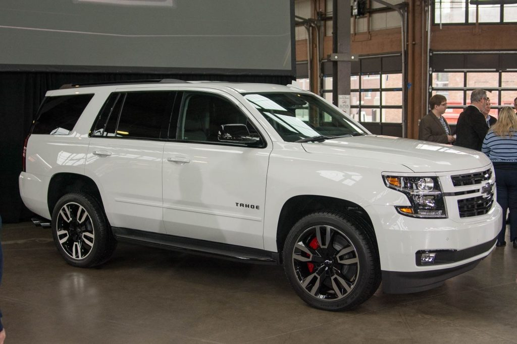 38 New 2020 Chevy Tahoe Ltz Exterior and Interior