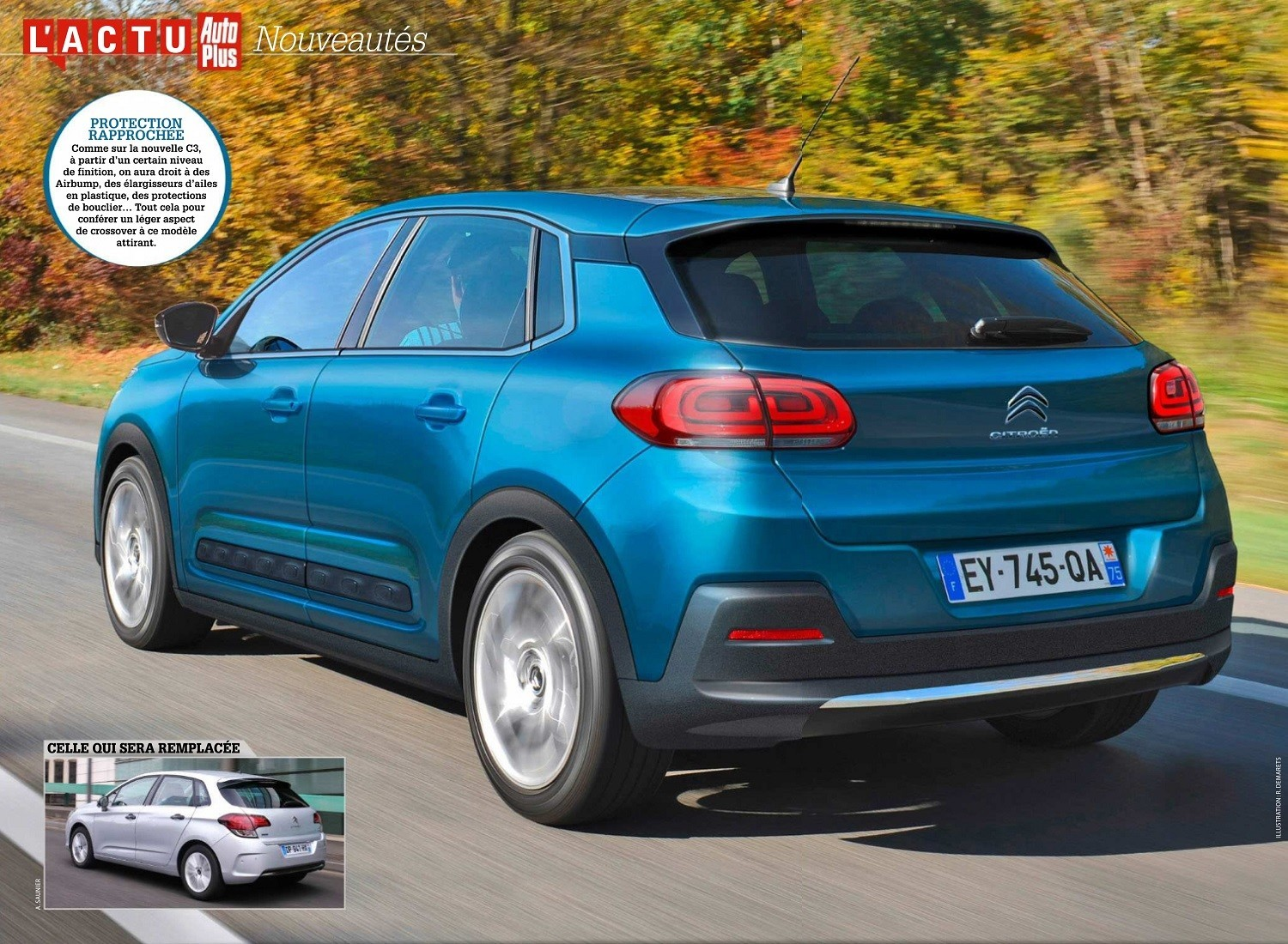 38 New 2020 Citroen C4 Review