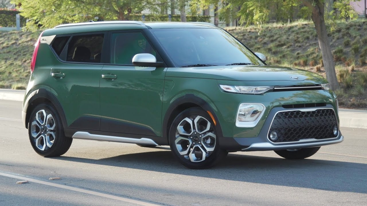38 New 2020 Kia Soul Reviews