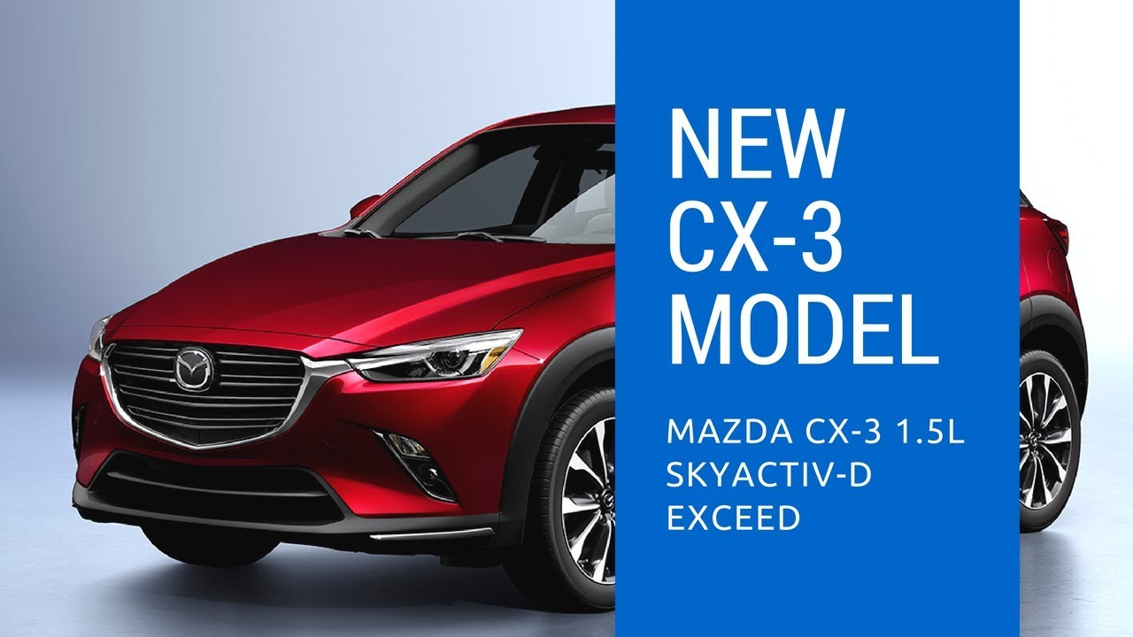 38 New 2020 Mazda Cx 3 Interior