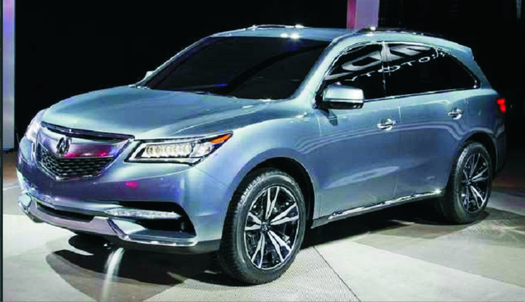 38 The 2019 Acura Mdx Rumors Price and Review