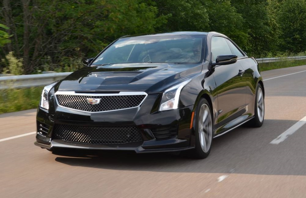 38 The 2019 Cadillac Ats V Coupe New Model and Performance
