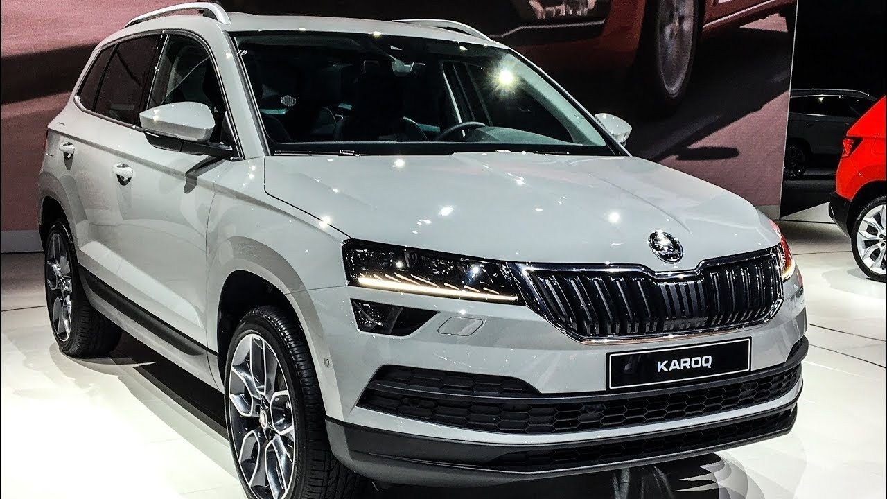38 The 2019 Skoda Yeti India Egypt Reviews