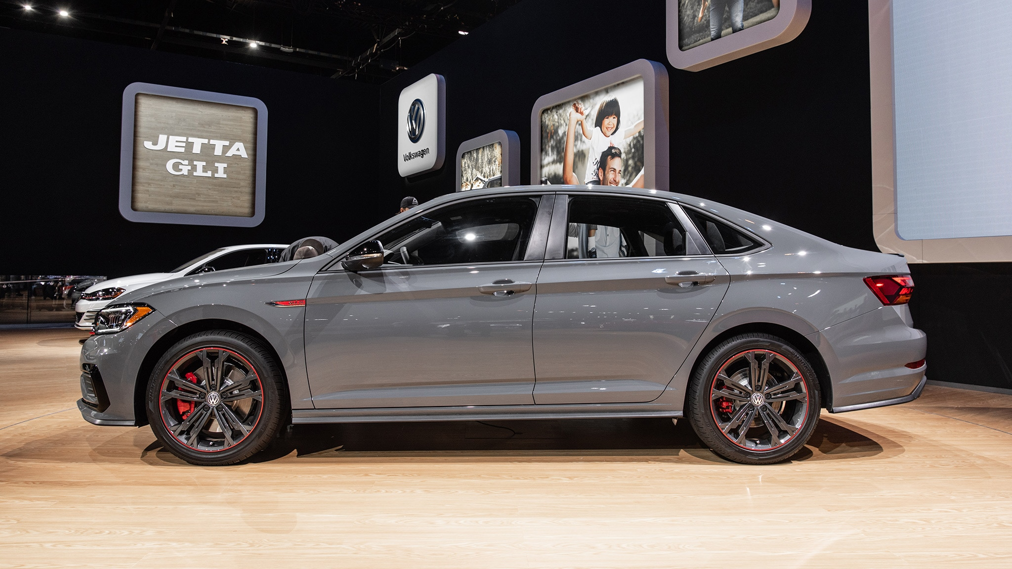 38 The 2019 Vw Jetta Gli Model